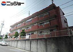 トウフジ滝ノ水B棟[2階]の外観