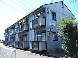 京都府京都市伏見区向島津田町の賃貸アパートの外観