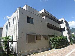 シンフォニエッタ西岡本[3階]の外観