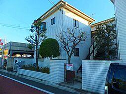 武蔵ハイム[2階]の外観