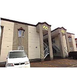レインボーハウス童夢III[1階]の外観