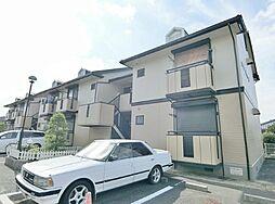 大阪府八尾市老原4丁目の賃貸アパートの外観