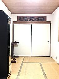 JR関西本線 平野駅 徒歩9分 4Kの居間