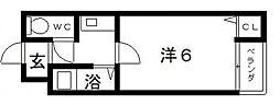 阿倍野駅 2.3万円