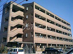 埼玉県所沢市大字松郷丁目なしの賃貸マンションの外観