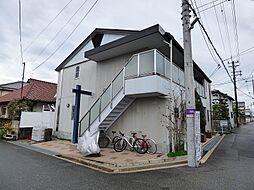 ローズミード総持寺[102a号室]の外観