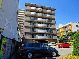 福岡県福岡市博多区吉塚2丁目の賃貸アパートの外観