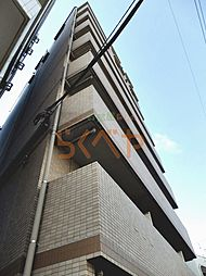 東京都世田谷区若林1丁目の賃貸マンションの外観