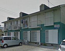 コーポサカタ[2階]の外観