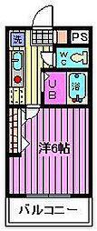 アトーレ下落合マンション[4階]の間取り