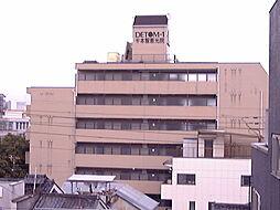 デトムワン千本智恵光院[501号室]の外観