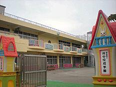 府中佼成幼稚園 520m