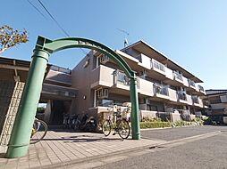 東京都練馬区南田中1丁目の賃貸マンションの外観