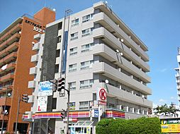 グランドメゾン秋田[707号室]の外観