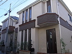 [一戸建] 東京都中野区上高田4丁目 の賃貸【/】の外観