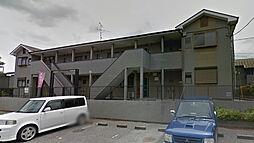 カームハウス弐番館[2階]の外観
