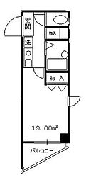 NEST[506号室]の間取り