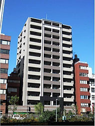 東京都中央区銀座4丁目の賃貸マンションの外観