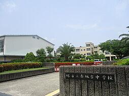 赤坂台中学校