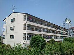 パークサイドマンション[203号室]の外観