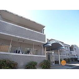奈良県北葛城郡広陵町みささぎ台の賃貸マンションの外観