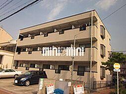 梅華荘[3階]の外観