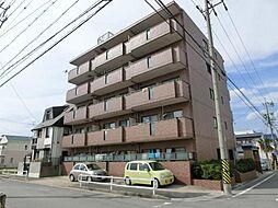愛知県名古屋市西区浮野町の賃貸マンションの外観