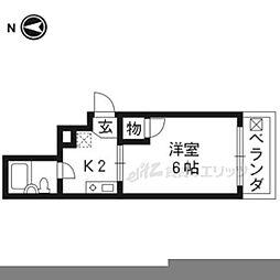 西大路駅 3.9万円