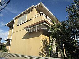 [一戸建] 東京都清瀬市中清戸2丁目 の賃貸【/】の外観