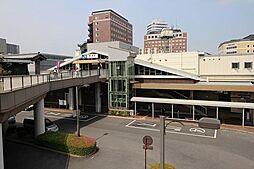 草津駅 東口