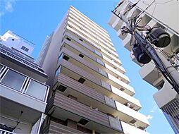 レジュールアッシュ梅田イースト[6階]の外観