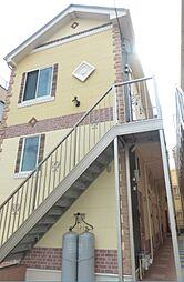 神奈川県横須賀市船越町1丁目の賃貸アパートの外観