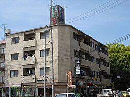 富尾マンションII[4階]の外観
