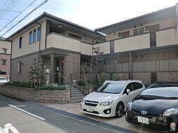兵庫県尼崎市金楽寺町2丁目の賃貸アパートの外観
