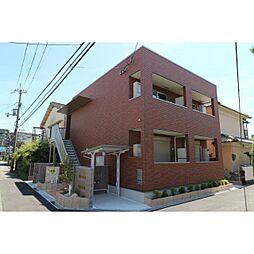 奈良県奈良市西大寺新町2丁目の賃貸アパートの外観