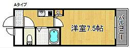 アンシャンテ シントー[2階]の間取り
