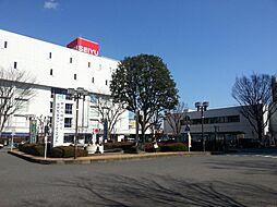 新所沢駅。西武...