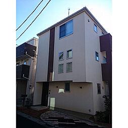 [一戸建] 東京都中野区中野6丁目 の賃貸【/】の外観