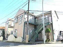 ハーミットクラブハウス岡沢町B棟[2階]の外観