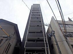 レジュールアッシュ梅田AXIA[4階]の外観