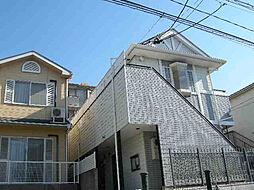 愛知県名古屋市名東区社口2丁目の賃貸アパートの外観
