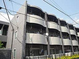 東京都東大和市向原1丁目の賃貸マンションの外観