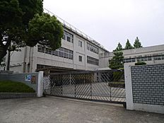 高砂市立米田小学校まで650m