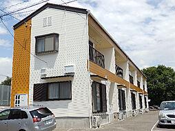 [テラスハウス] 三重県四日市市陶栄町 の賃貸【/】の外観
