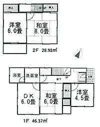 埼玉県坂戸市大字北大塚