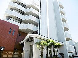大阪府堺市北区北花田町1丁の賃貸マンションの外観