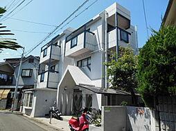 京阪四ノ宮アバンギャルド[2階]の外観