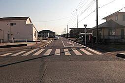 西側12m道路