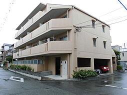 REBANGA武庫之荘アパートメント[401号室]の外観