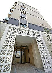 新築分譲貸しマンション[3階]の外観